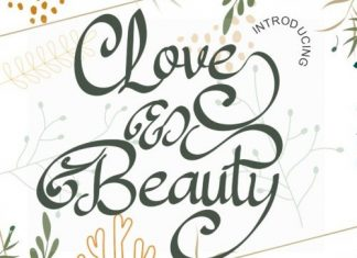 Love And Beauty Script Font
