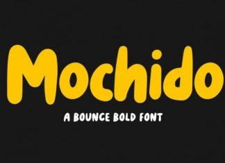 Mochido Display Font