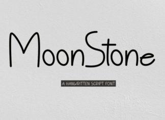 Moonstone Handwritten Font