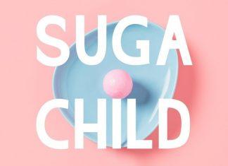 Suga Child Display Font