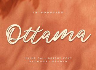 Ottama Script Font