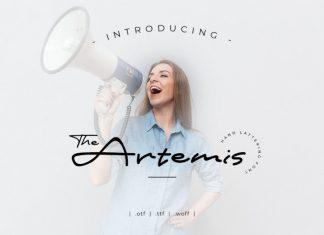 Artemis Sans Handwritten Font