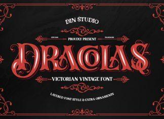 Dracolas Blackletter Font