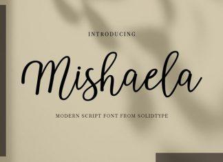Mishaela Script Font