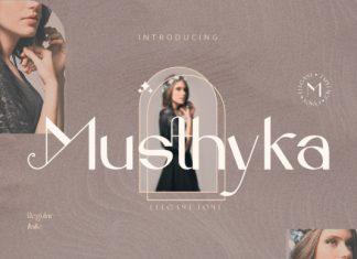 Musthyka Sans Serif Font