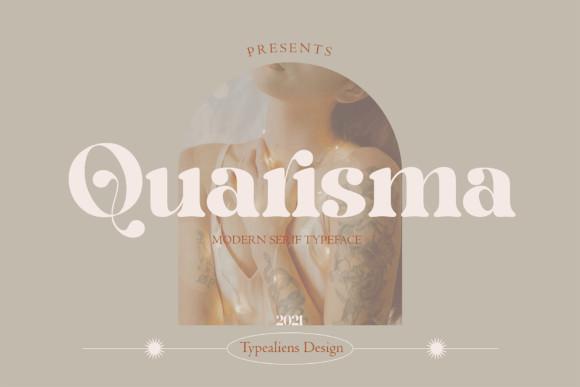 Quarisma Serif Font