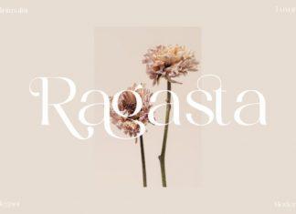 Ragasta Serif Font
