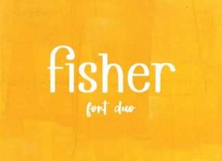 Fisher Font Duo