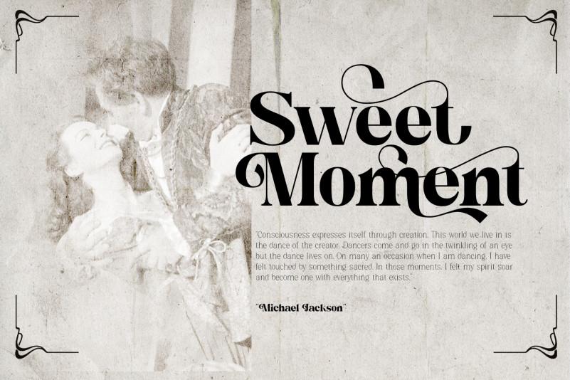 Classical Romance Serif Font