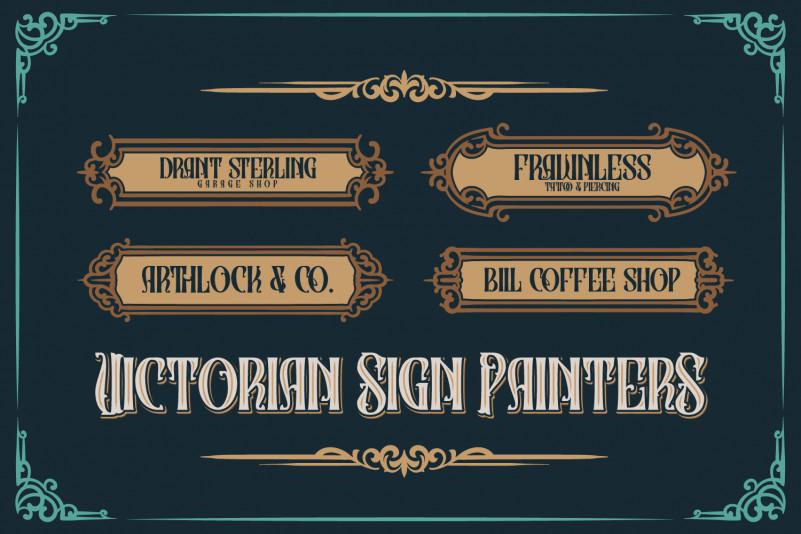 Cravery Blackletter Font