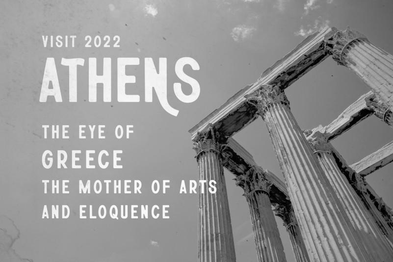 Athena Display Font