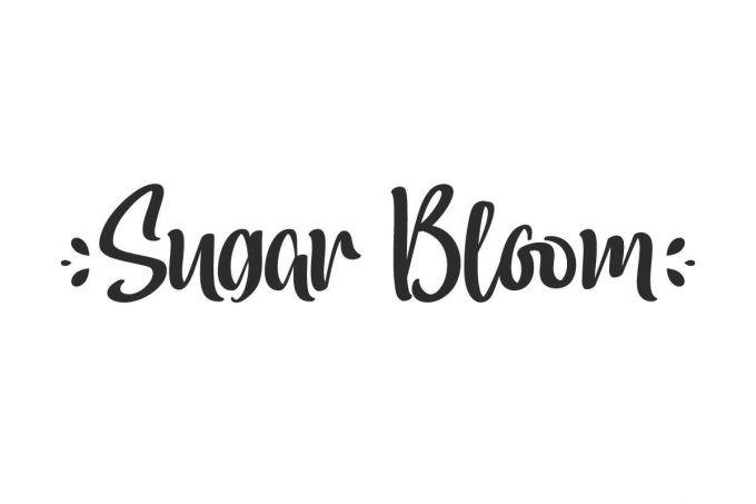 Sugar Bloom Script Font