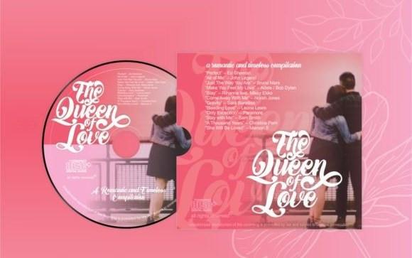 The Queen Of Love Script Font