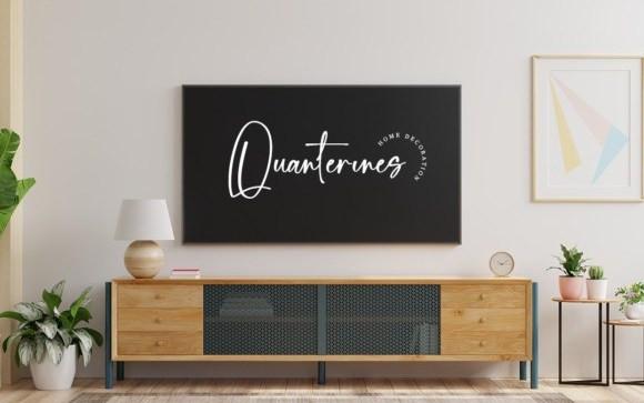 Underates Handwritten Font
