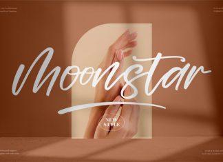 Moonstar Handwritten Font