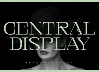 Central Serif Font