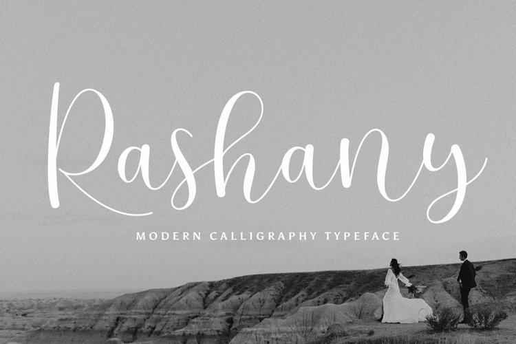 Rashany Script Font