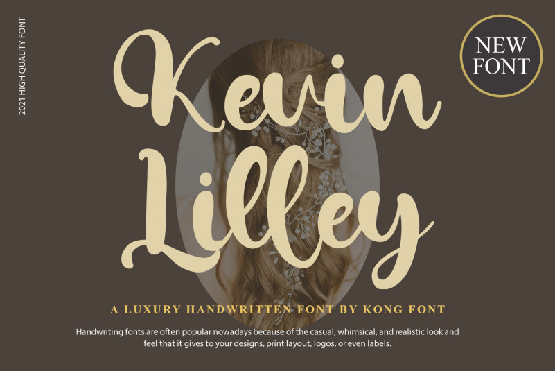 Kevin Lilley Script Font