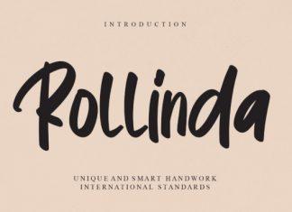 Rollinda Script Font