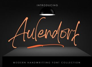 Aulendorf Script Font
