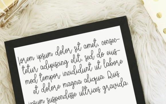 Beautiful Valentine Script Font