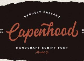 Capenhood Script Font