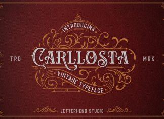 Carllosta Blackletter Font