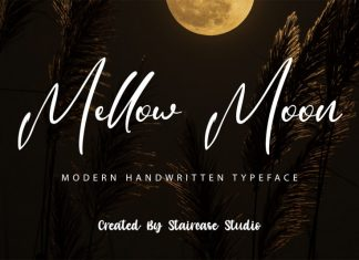 Mellow Moon Script Font