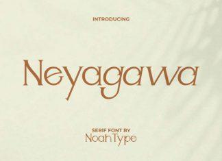 Neyagawa Serif Font