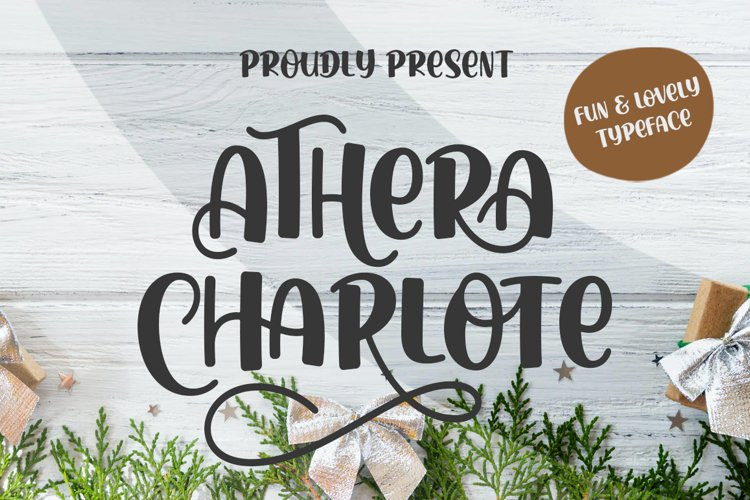 Athera Charlote Script Font
