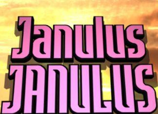 Janulus Display Font