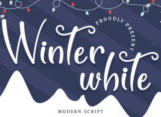 Winter Winter Handwritten Font