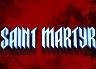 Saint Martyr Display Font