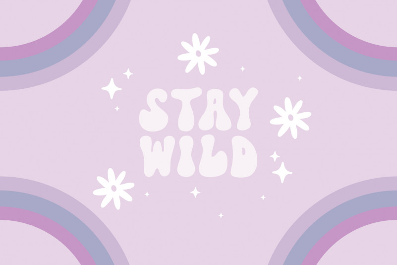 Stay Vibes Display Font