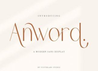 Anword Sans Serif Font