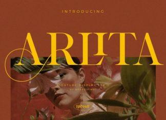Arlita Serif Font