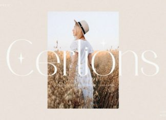 Cerlions Serif Font