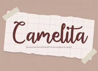 Camelita Script Font
