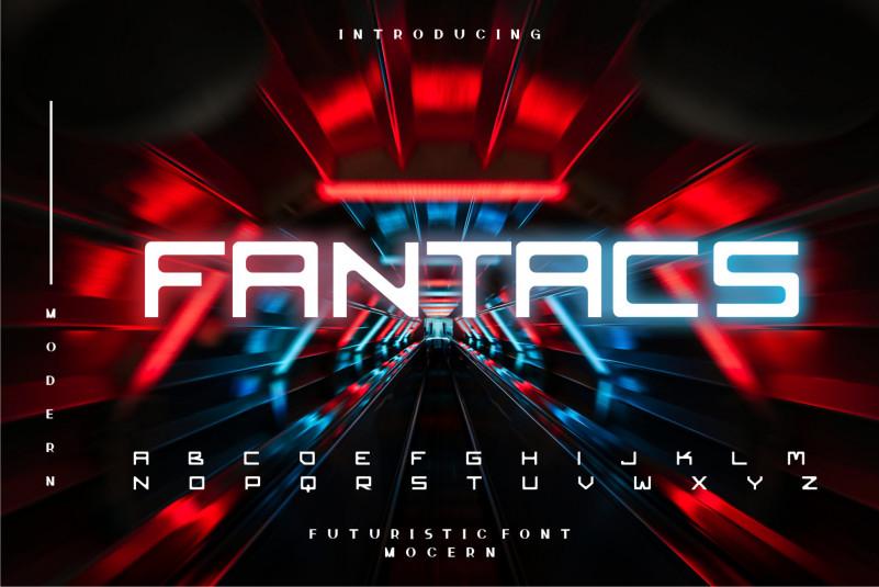 Fantags Display Font