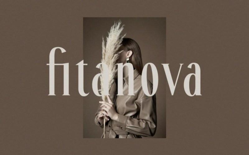 Fitanova Serif Font