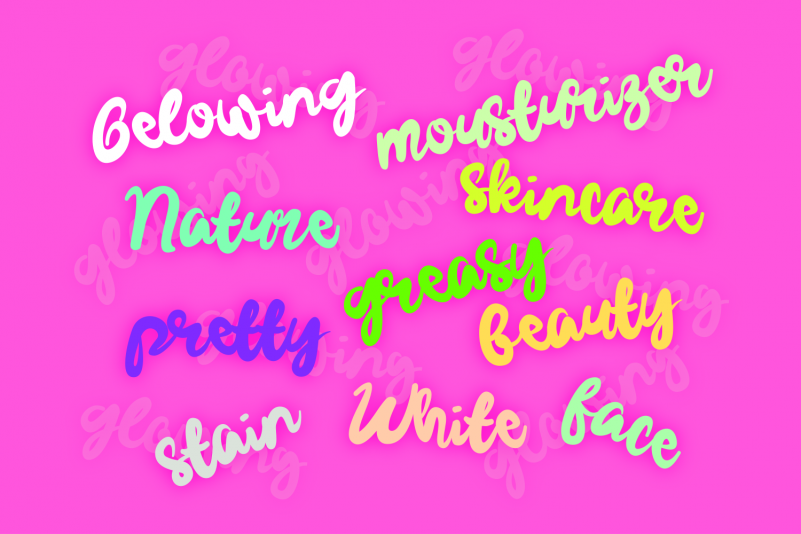 Gelowing Script Font