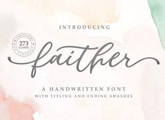 Bothweld Script Font
