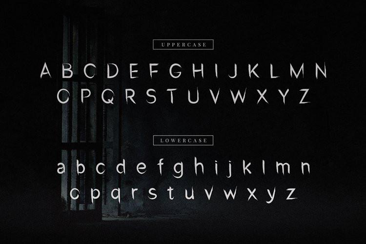 Sxuidz Brush Font